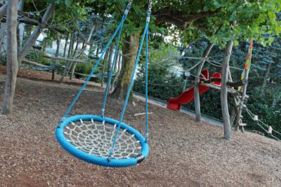 Spielplatz Schulanlage