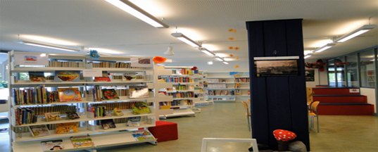 Schulbibliothek Mägenwil